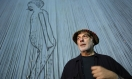 Ron Arad inside Curtain Call