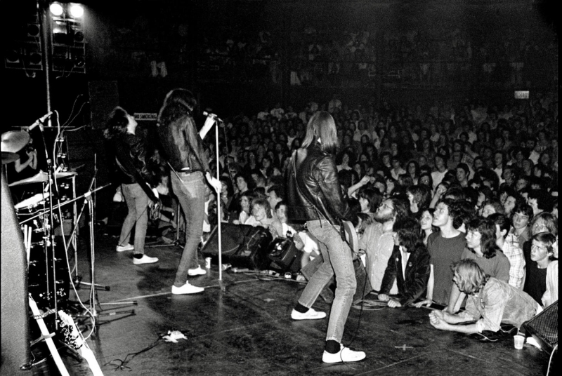 The Ramones, 4th July at the Roundhouse