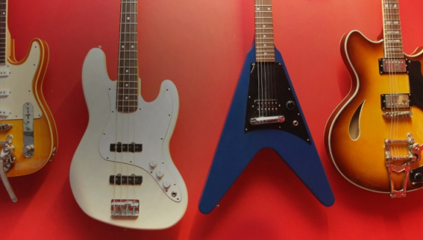 Technical Store - Guitars