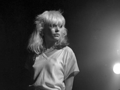Blondie at the Roundhouse, 1978