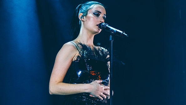 Banks - Live at Roundhouse March 2017