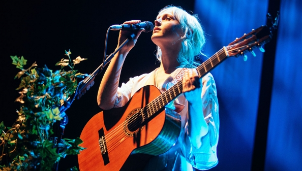 Laura Marling at the Roundhouse