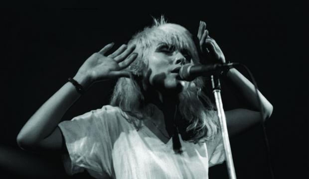 Blondie, Roundhouse, 1978