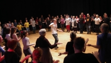 The Beat Goes On - Body Percussion for Singers