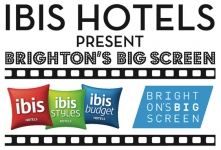 ibis Hotels present Brighton's Big Screen