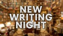 New Writing Evening