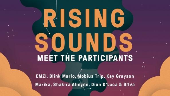 Rising Sounds Participants Blog Image