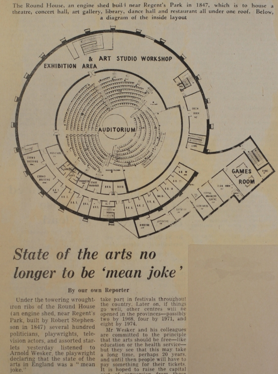 Centre 42 - Manchester Guardian - July 1964