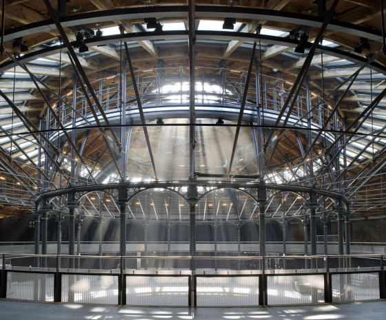 Roundhouse Main Space Interior