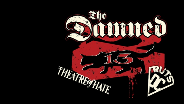The Damned - Theatre of Hate