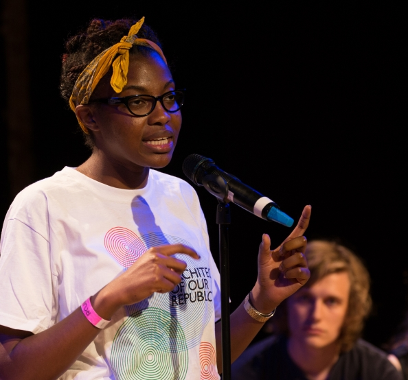 Poetry Slam 2013