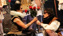 Two Roses for Richard III - World Shakespeare Festival