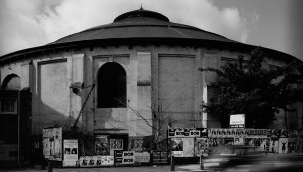 Roundhouse 1992 - Derelict