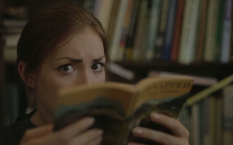 Girls Who Read - Mark Grist - Online Film Fund