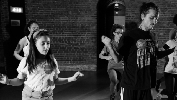 Acrobatic and Street Dance Workshop - CircusFest