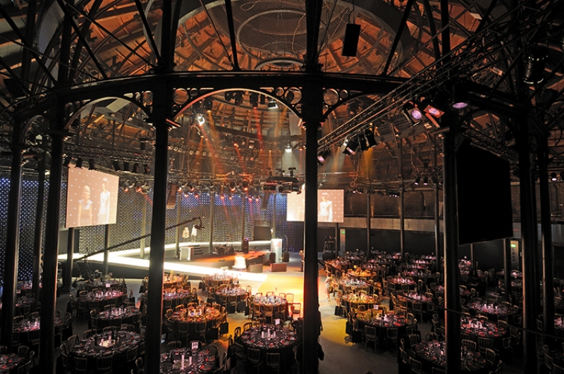 Roundhouse Events - Venue Hire