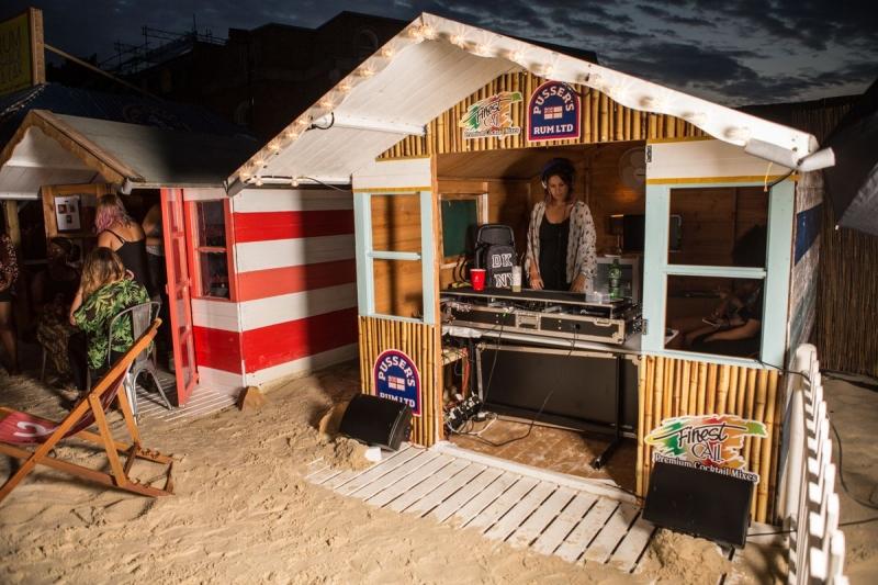 Camden Beach Opening Party