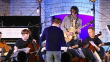 Jonny Greenwood and LCO Soloists