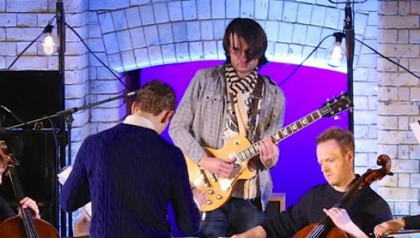 Jonny Greenwood and LCO Soloists