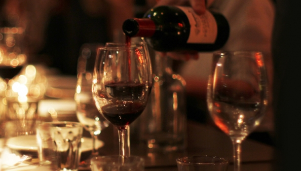 Perfume and Wine Pairing