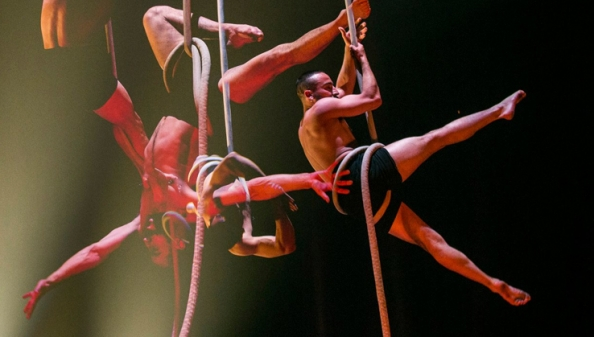 Circus and Cabaret at the Roundhouse