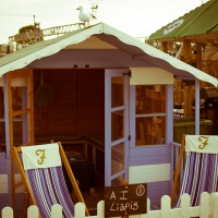 Camden Beach - Private Beach Huts