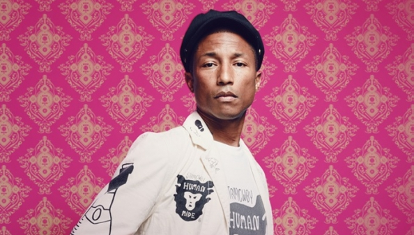Pharrell Williams – Apple Music Festival