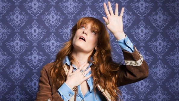 Florence + The Machine – Apple Music Festival