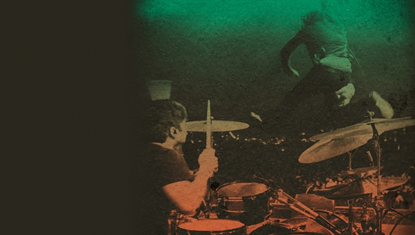 At The Drive In New Banner 2
