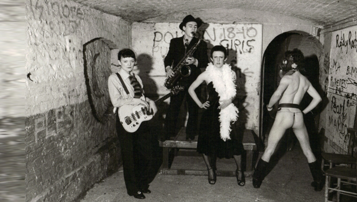 she punks women in punk roundhouse