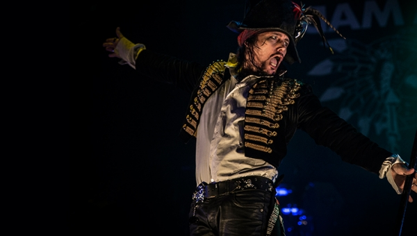 Adam Ant Production Banner