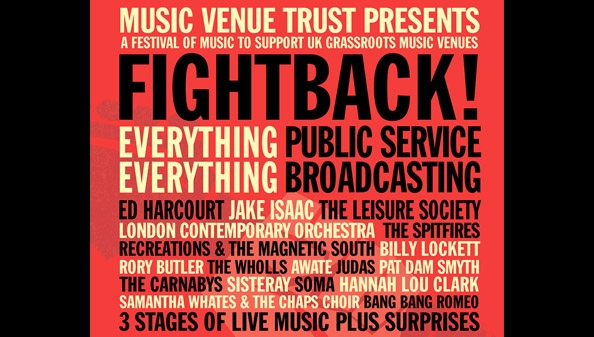 Music Venue Trust Fightback
