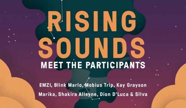 Rising Sounds Participants Blog Image