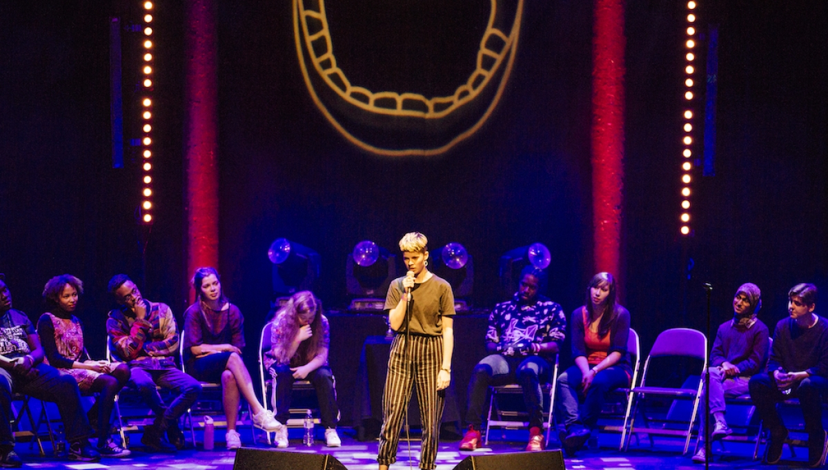 Poetry Slam Final 2018   The Last Word Festival   Roundhouse