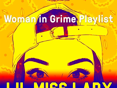 Woman in Grime
