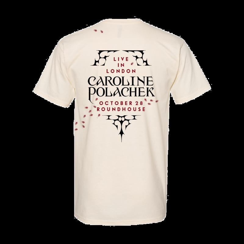 Caroline Polachek T-shirt Back.png