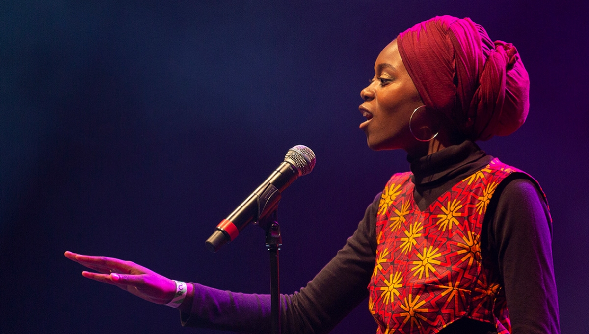 Poetry Slam 2019 | The Last Word Festival 2019 | Roundhouse