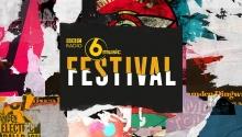 6 Music Festival Banner