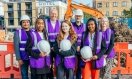 Groundbreaking ceremony for Roundhouse's new creative centre © Nici Eberl.jpg
