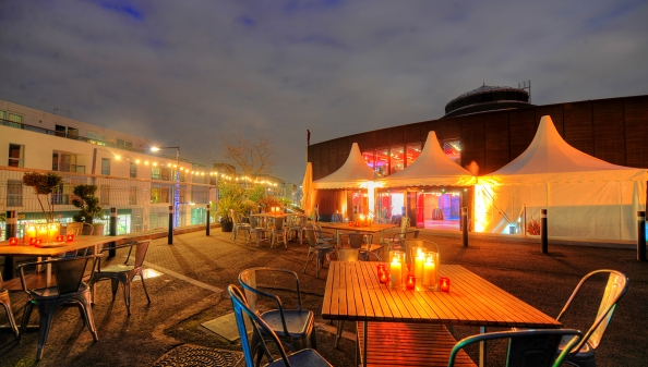 Torquil's Bar and Terrace - Roundhouse