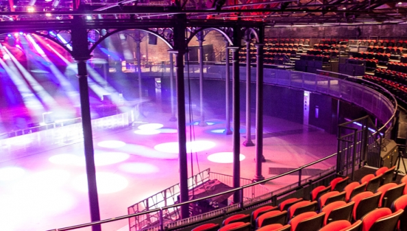 Roundhouse Seating