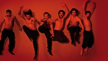 La Meute - CircusFest 2014