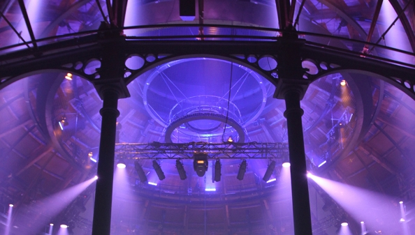 Roundhouse Virtual Tour