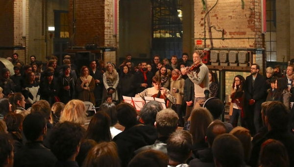 London Contemporary Orchestra Soloists: The Hub Sessions