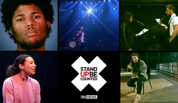 Stand Up Be Counted – Sky News