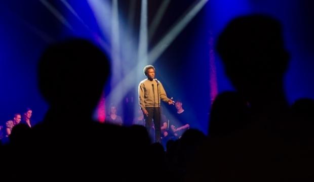 Caleb Oluwafemi - Poetry Slam 2015