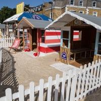 Camden Beach – Beach Huts